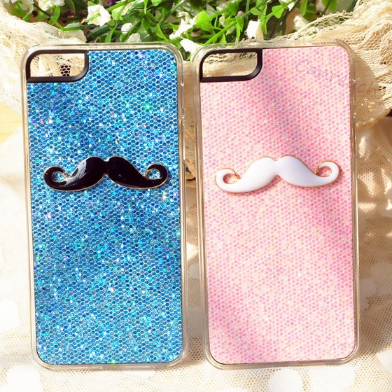 Image of Creative Mustache Iphone 5 5s 5c case