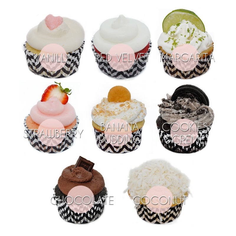 Image of Mini Cupcakes - PICKUP ONLY