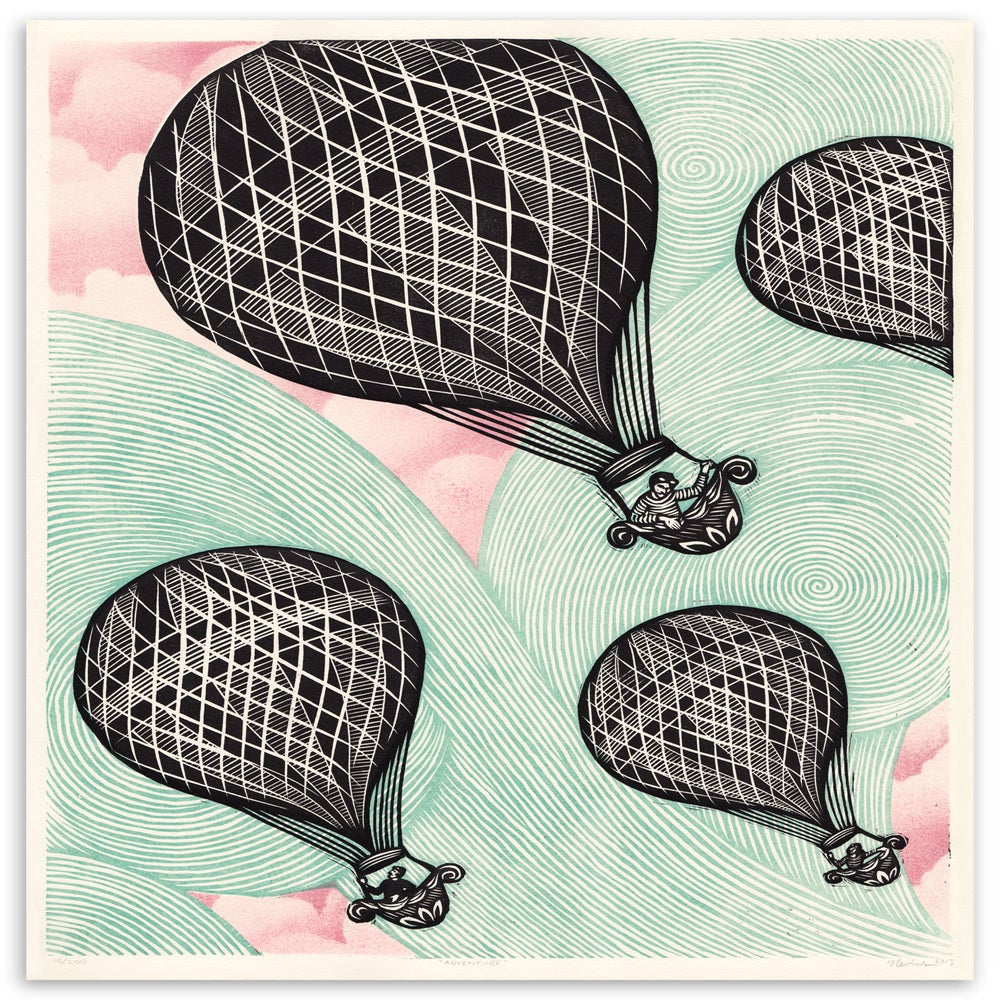 Image of Balloonists