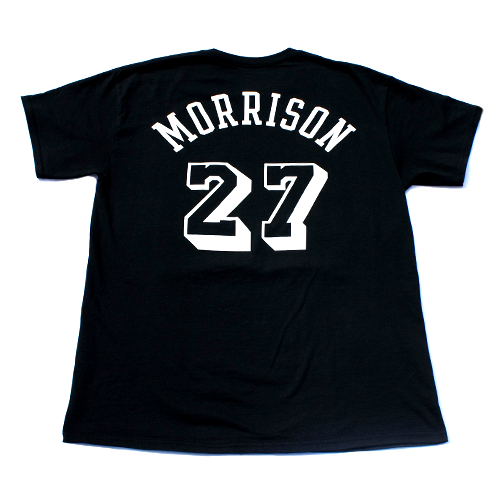 Image of Morrison Ghost of Wildness Youth Culture Jersey