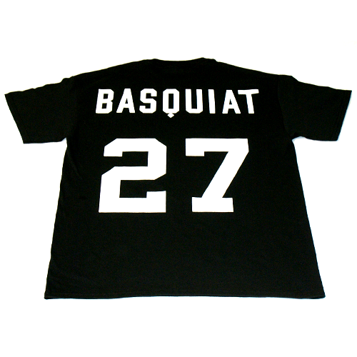 Image of Basquiat Ghost of A Child Youth Culture Jersey