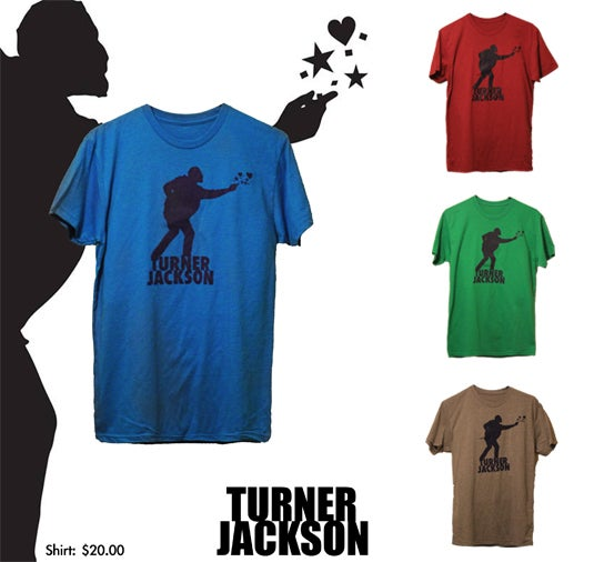 Image of Turner Jackson T's