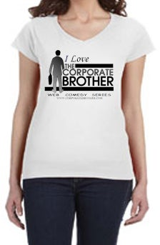 Image of The Corporate Brother Series Woman's Tee Shirt