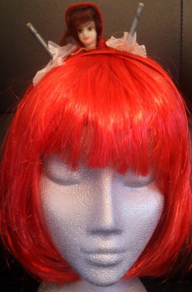 Image of Red Riding Hood Headband