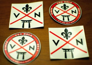 Image of Von Nola Sticker Pack