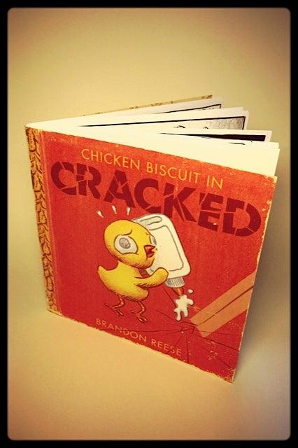 Image of CRACKED
