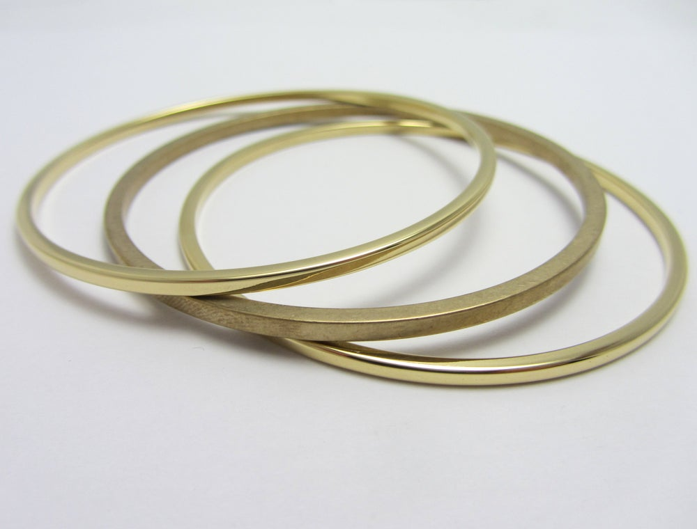 Image of Samantha Landrum Elegance Bangle Set
