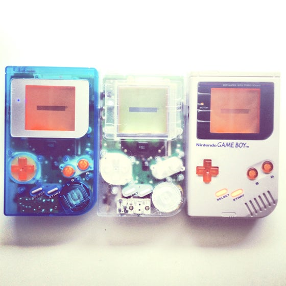 Image of Built-to-order Game Boy