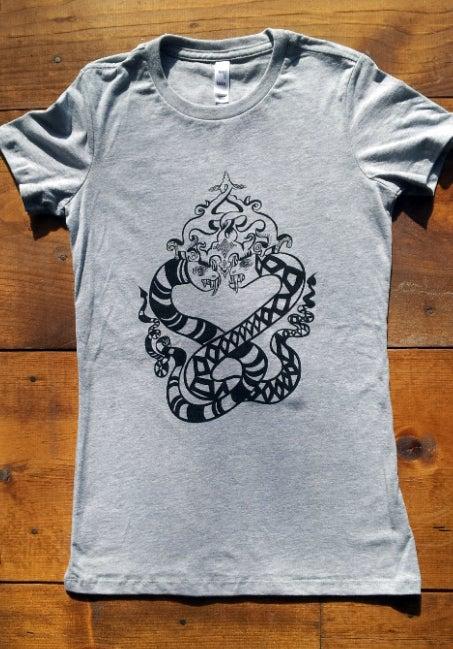 Image of Snake Duo Men's T-shirt