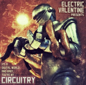 Image of 30% OFF!! Circuitry Deluxe Package (cd + limited edition 'Circuitry' poster + shirt + EV bracelet)
