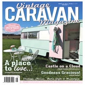 Image of Current Issue 16 Vintage Caravan Magazine