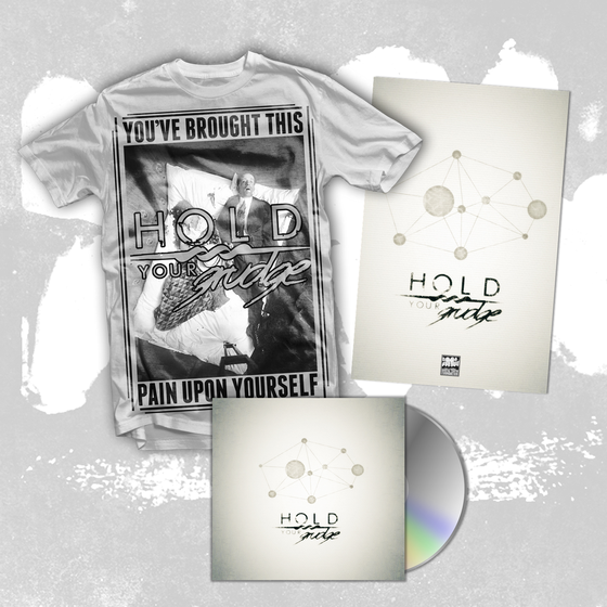 Image of Hold Your Grudge   Bundle 1