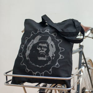 Image of King Kog Reflective Tote Bag