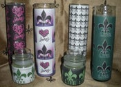 Image of CUSTOM CANDLES