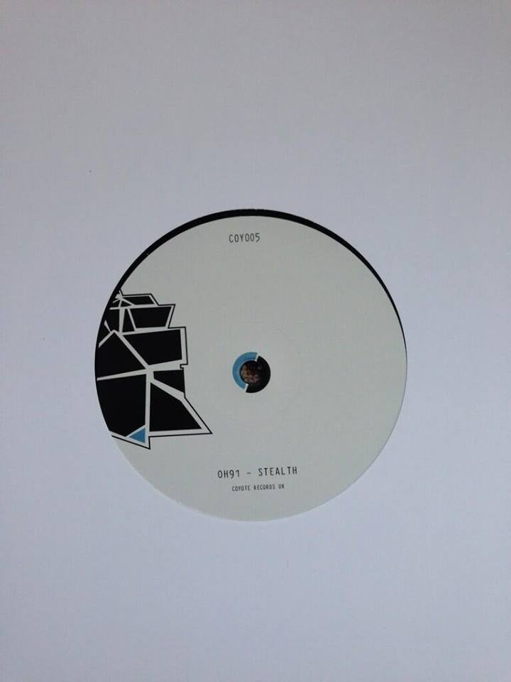 Image of COY005 | OH91 - Stealth 12''