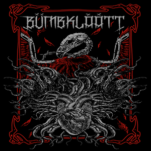 "Image of BUMBKLAATT ""LUCTUS"" DELUXE EDITION LP W/ SILK SCREEN POSTER AND SLANG LP  $30 PPD US"