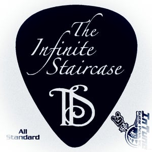 Image of The Infinite Staircase Guitar Pick