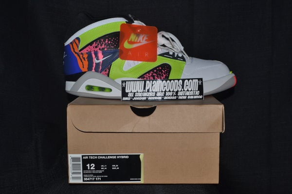 Image of ATC NIKE AIR TECH CHALLENGE HYBRID AGASSI TENNIS