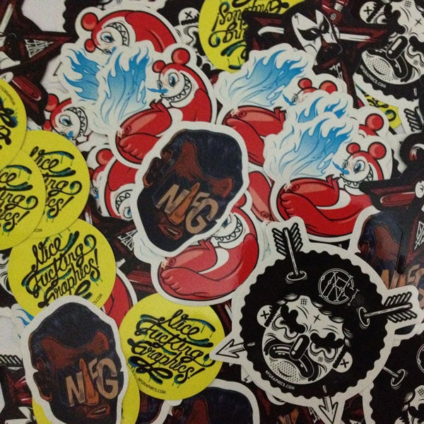 Image of Stickers