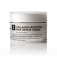 Image of T4 Collagen-Boosting Face Repair Crème w/ Retinol & Vitamin C-1.7 oz.-For All Skin Types