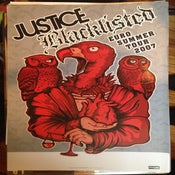 Image of Justice/BL Tour 2007 Poster