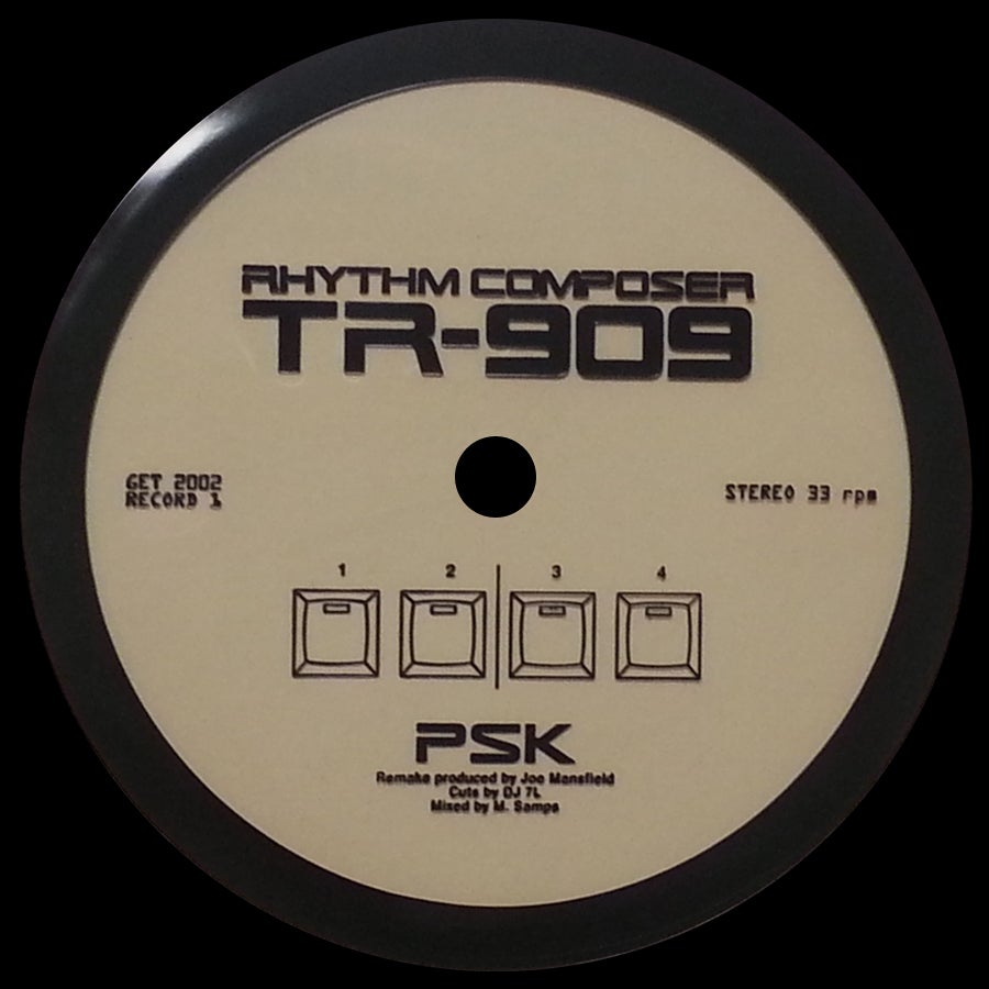 Image of GET-2002 TR:909 BEATBOX FLEXI SET