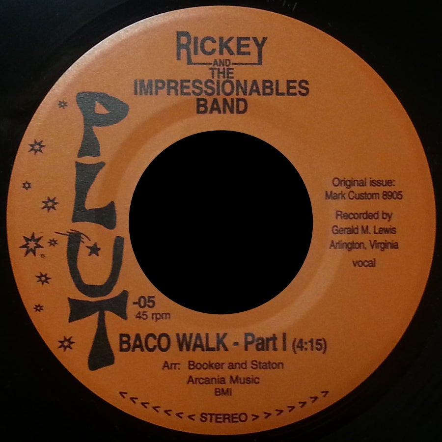 Image of RICKEY & THE IMPRESSIONABLES