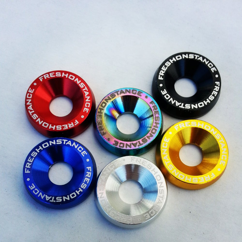Image of FOS Fender Washers (Set of 8)