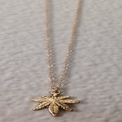 Image of Gold Kush Necklace