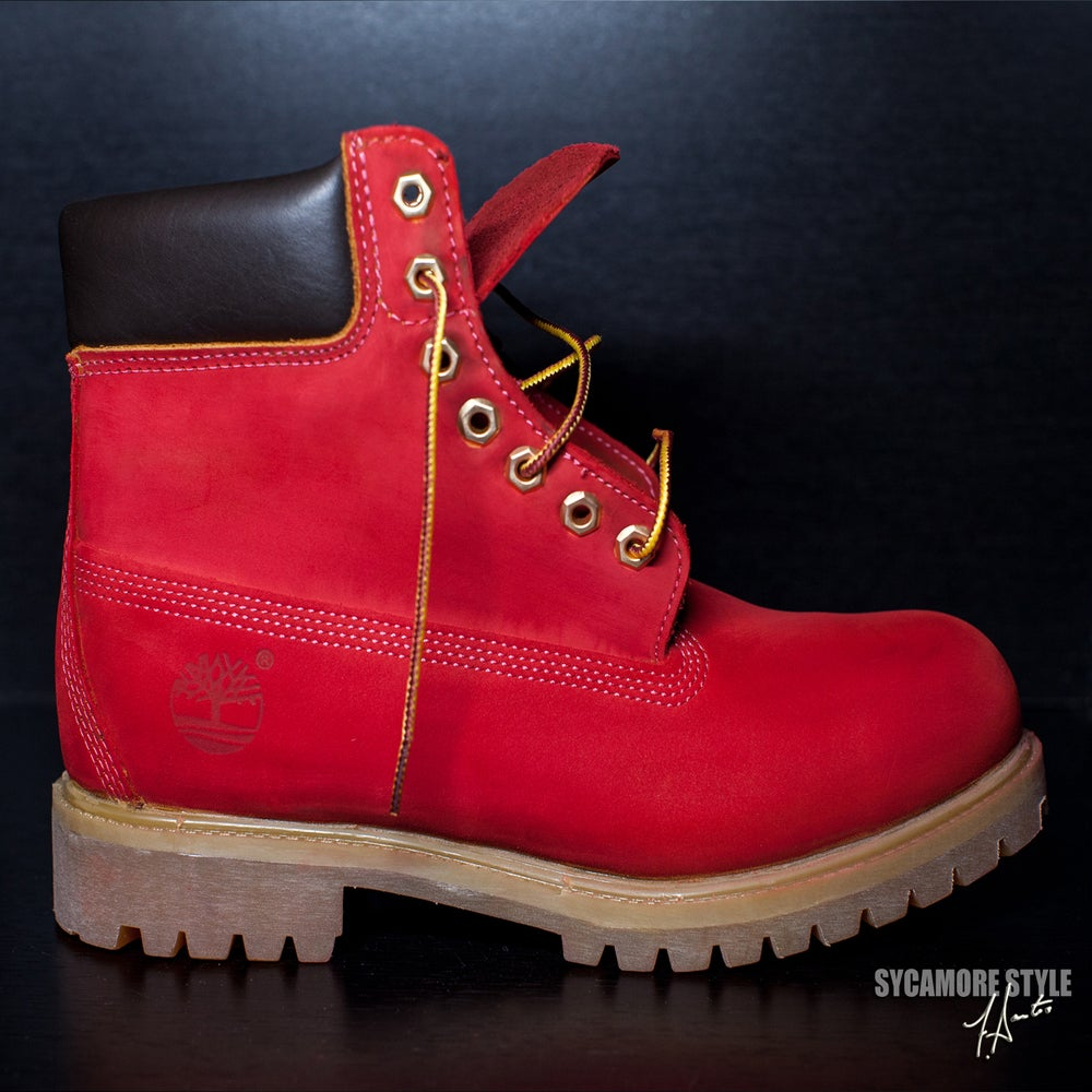 a83b5bacf8206 Custom Red Timbs Related Keywords & Suggestions - Custom Red Timbs ...
