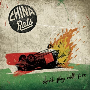 """Image of 'Don't Play With Fire' 12"""" White Vinyl"""