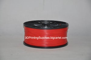 Image of Red PLA or ABS Filament