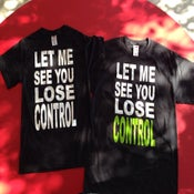 Image of Control Lyric Tee