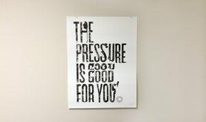 Image of The Pressure Print