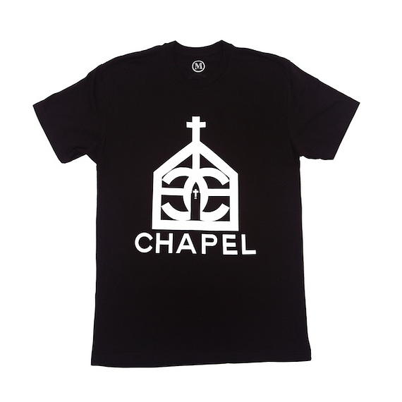 Image of C.O.I. CHAPEL TEE LIMITED EDITION