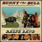 Image of 'Bunny and the Bull' Original Soundtrack (CD)