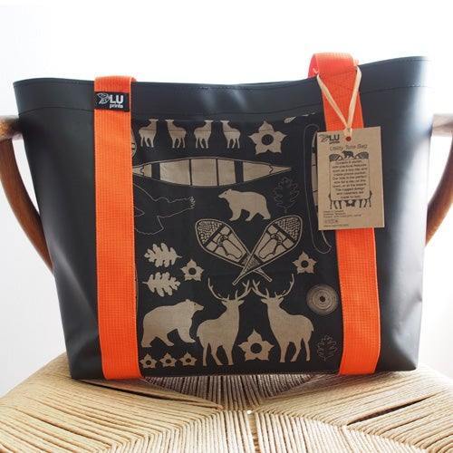Image of Utility Tote Bag {Napanee}