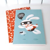 Image of Carnet *Super Lapin*