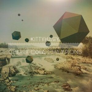 "Image of Kittyhawk / Cherry Cola Champions - Split 7"""