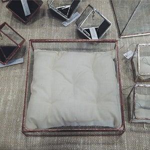 Image of Lidded Jewelry Box / Display Box