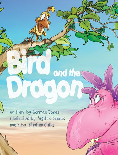 Image of Bird & The Dragon - Illustrated Lyric Book