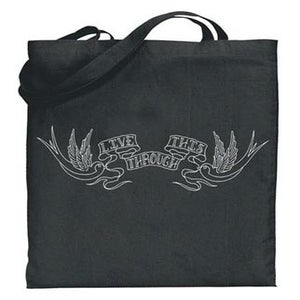 Image of Live Through This Tote Bag