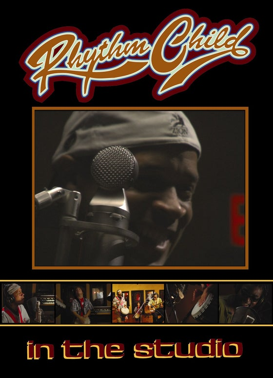Image of In the Studio DVD (Original 2007 Release)