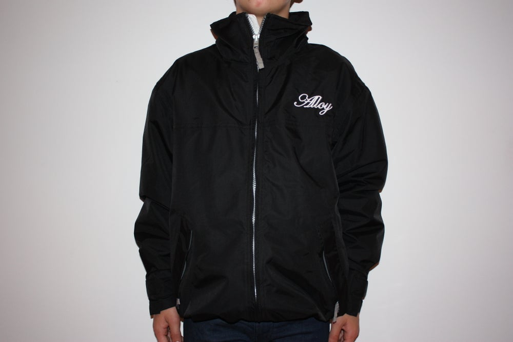 Image of The Signature Coat - Black