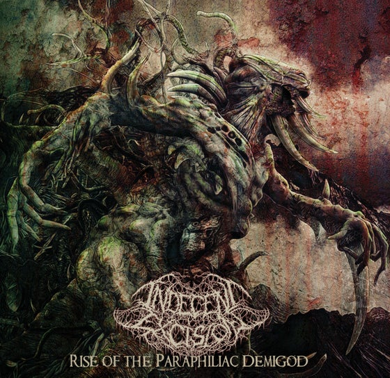 Image of CD - EP - Rise Of The Paraphiliac Demigod