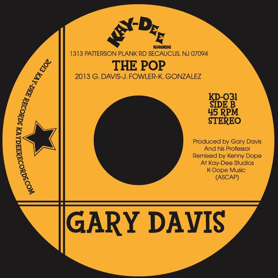 Image of KD031 GARY DAVIS