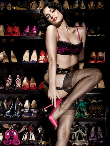 Image of Dita Von Teese - Shoes - Limited Edition