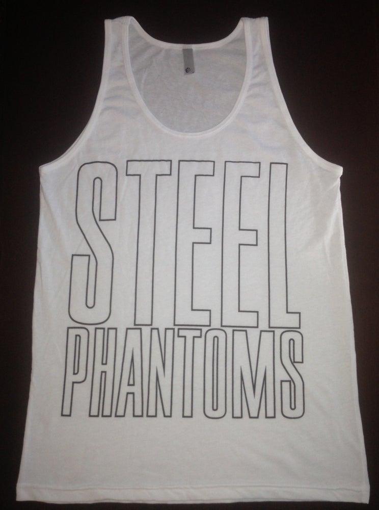 Image of Steel Phantoms Tank