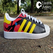 "Image of Adidas Superstar ""Allure"" Womens Custom"
