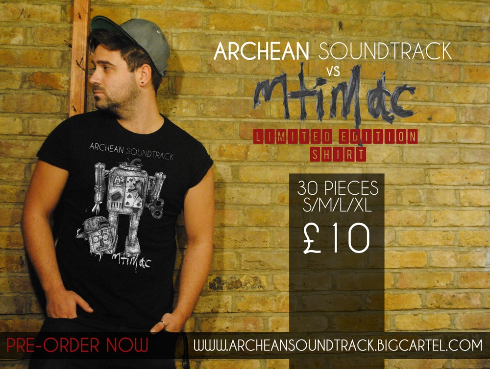 Image of ARCHEAN VS MTIMAC LIMITED EDITION SHIRT